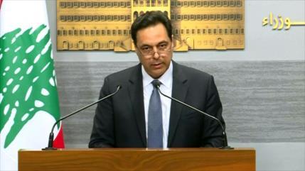 El Líbano anuncia el primer impago de deuda de su historia