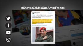 Etiquetaje: Homenaje a Chávez, a 7 años de su fallecimiento