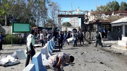 Irán frustra atentado terrorista contra la Policía en el sureste