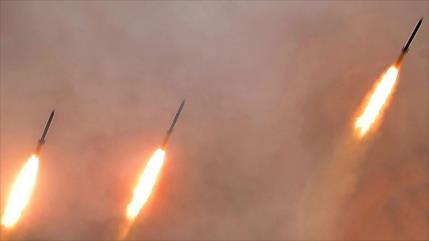 Corea del Norte lanza 3 misiles no identificados al mar de Japón