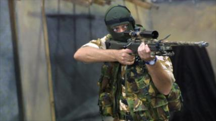 Informe revela que soldados británicos siguen operando en Siria