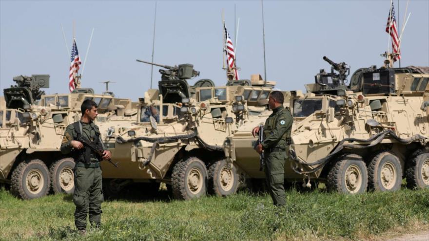 Tropas de Estados Unidos cercan población siria en Deir Ezzor | HISPANTV