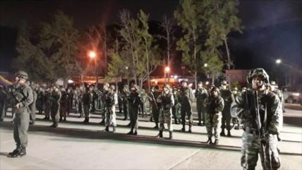 Venezuela efectua maniobras para calibrar su capacidad ante EEUU