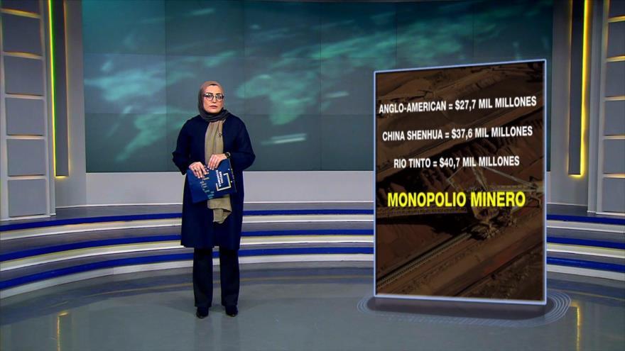 Brecha Económica: Monopolios mundiales