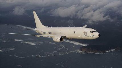 Detectan a dos aviones espías de EEUU cerca de base rusa en Siria