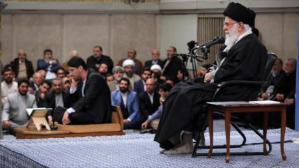 Líder iraní cancela discurso de Año Nuevo en Mashad por COVID-19