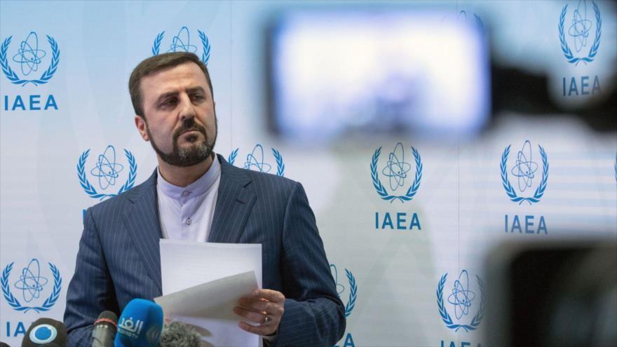 Irán rechaza ante AIEA alegatos nucleares de Arabia Saudí