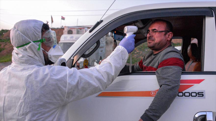 Médico iraquí: EEUU introdujo coronavirus por gorras infectadas
