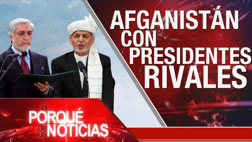 El Porqué de las Noticias: Pacto nuclear de Irán. 2 presidentes en Afganistán. Maniobras en Venezuela