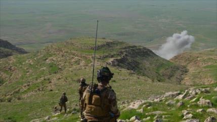 Ejército iraquí aplasta a Daesh y destruye sus túneles en el norte
