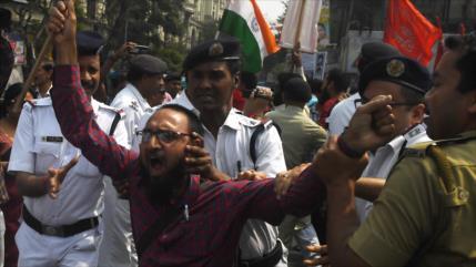 Irán urge a La India a poner fin a la violencia contra musulmanes