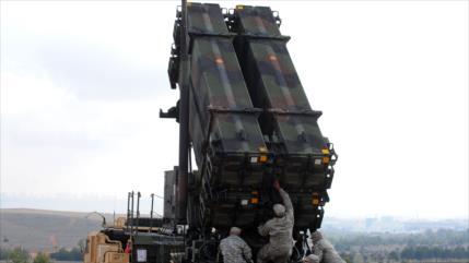 EEUU revela que está desplegando sistemas antimisiles en Irak