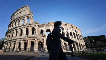 Italia reporta 168 muertos por coronavirus en un solo día