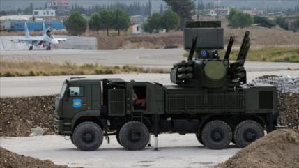 Rusia niega que Turquía haya arruinado sistemas antimisiles sirios