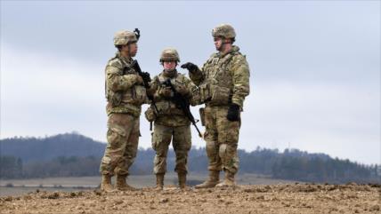 Los militares de EEUU con coronavirus superan el recuento oficial