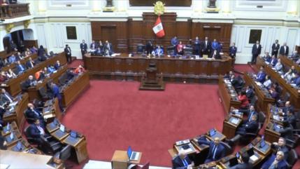 7 bancadas de Congreso de Perú piden cambios para otorgar confianza