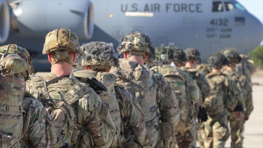 EEUU empieza a retirar tropas de Asia Occidental por temor a Irán | HISPANTV