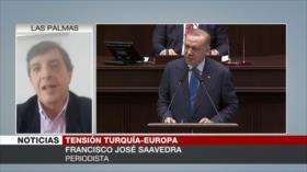 Saavedra: Turquía y UE deben atender situación de refugiados