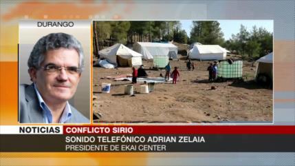 Zelaia: Sanciones a Siria reflejan barbaridad de élite occidental