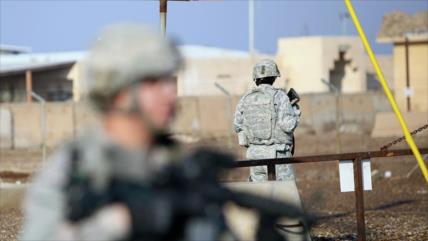 Diez cohetes impactan en una base con tropas de EEUU en Bagdad