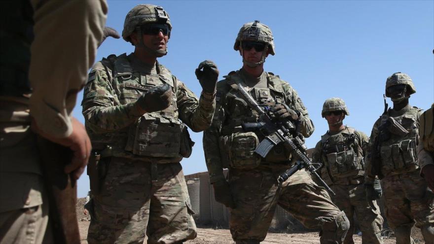 EEUU confirma: 3 fuerzas de coalición mueren en ataque en Irak | HISPANTV