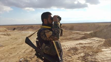 Vídeo: Espía del Ejército sirio filma desde la entrada de Idlib