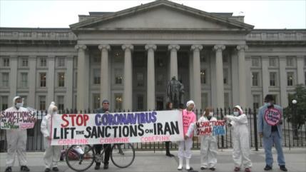 Presionan para detener el ingreso de medicamentos a Irán en EEUU
