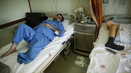 """""""Sanciones de EEUU afectan a víctimas de armas químicas en Irán"""""""
