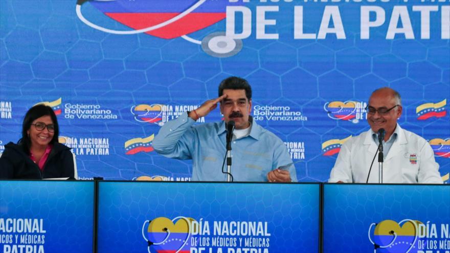 Venezuela atenderá sistema de salud pese a sanciones de EEUU | HISPANTV