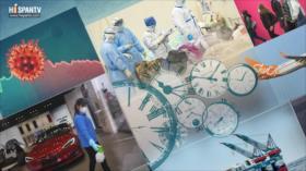 10 Minutos: Coronavirus; China y más allá