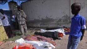Ataque aéreo de EEUU deja seis civiles muertos en Somalia