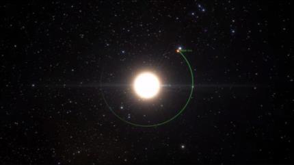 Descubren un nuevo planeta en el que 'llueve hierro'