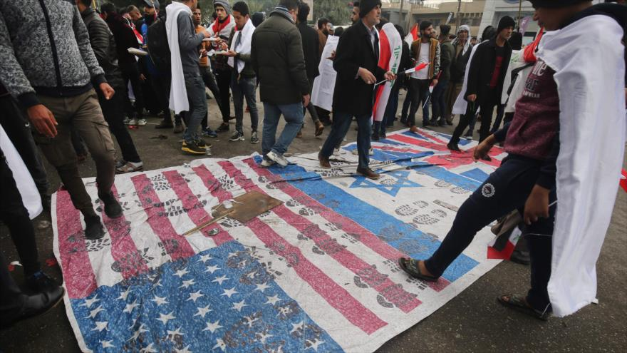 Hezbolá alerta a EEUU: Afrenta al pueblo iraquí no quedará impune | HISPANTV