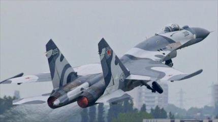 """Rusia evita 28 violaciones de su cielo por aviones """"extranjeros"""""""