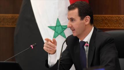 Rusia descarta posible renuncia del presidente sirio Bashar al-Asad