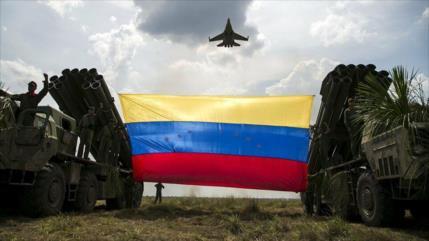 Venezuela termina con éxito masiva maniobra ante amenazas de EEUU