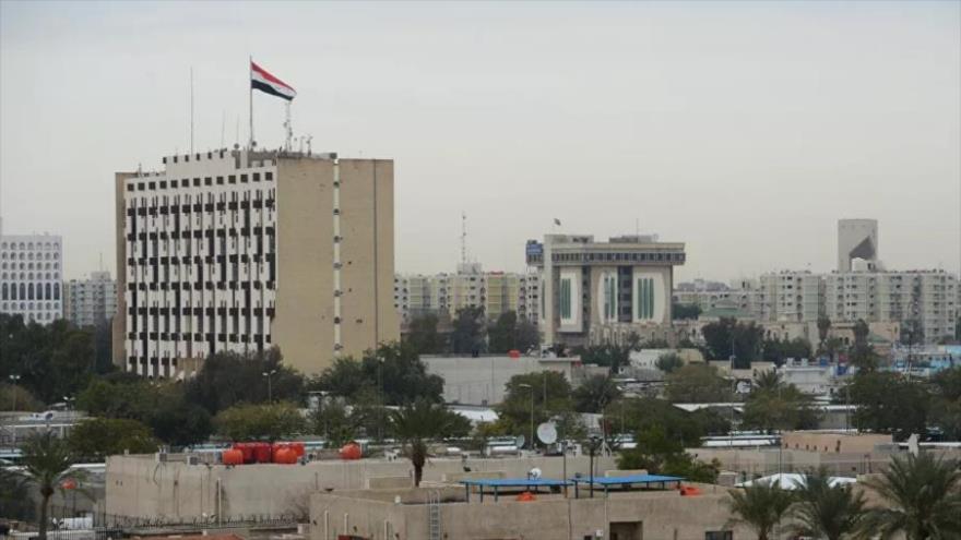 Sede de la Cancillería de Irak, Bagdad (foto referencial).