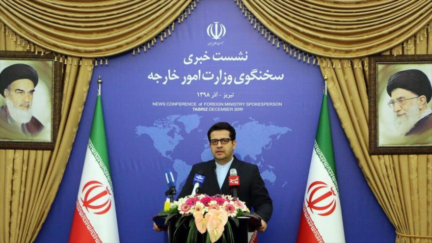 Irán: EEUU no tiene moral para hablar sobre DDHH en otros países