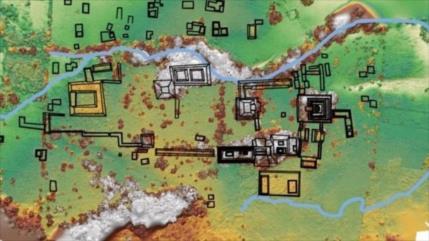 Aparece capital perdida de un antiguo reino maya en México