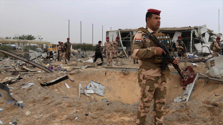 Irak demandará a EEUU ante la ONU por ataques a sus fuerzas