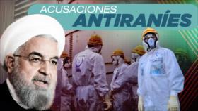 Detrás de la Razón: Israel presiona a la AIEA para que ceda a sus caprichos nucleares, denuncia el Gobierno iraní