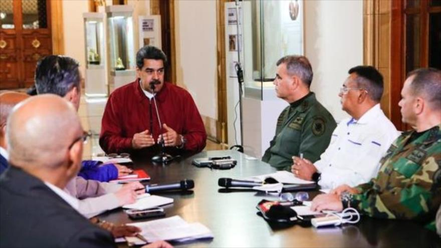 Maduro decreta estado de alarma en Venezuela por coronavirus   HISPANTV