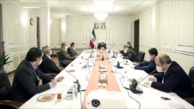 """""""Irán hizo gran trabajo ante COVID-19 pese a sanciones de EEUU"""""""