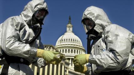 COVID-19, ¿guerra biológica de EEUU contra China e Irán?
