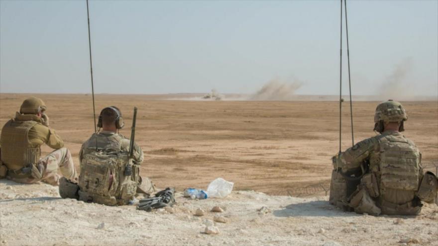 Irak confirma el lanzamiento de 33 misiles contra base de EEUU | HISPANTV
