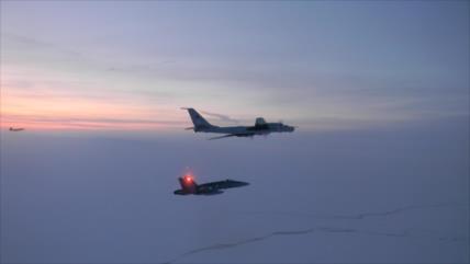 Rusia puede localizar actividad de las tropas de EEUU en el Ártico