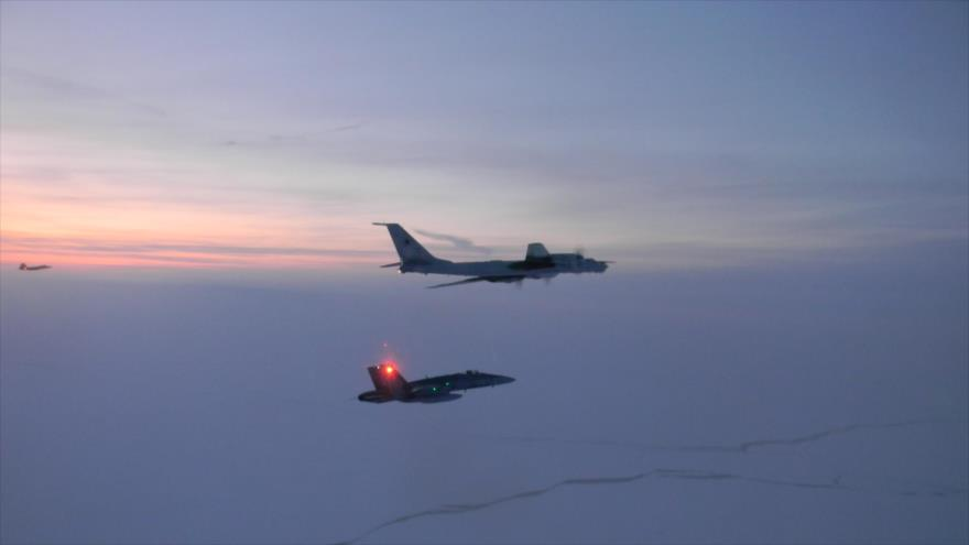 Rusia puede localizar la actividad de las tropas de EEUU incluso en el Ártico