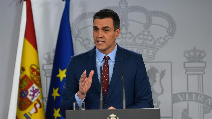 España decreta formalmente el cierre del país por el coronavirus | HISPANTV