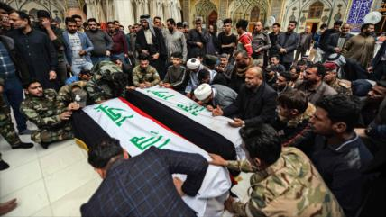 """Fuerzas iraquíes se preparan para vengarse de ataques de EEUU"""