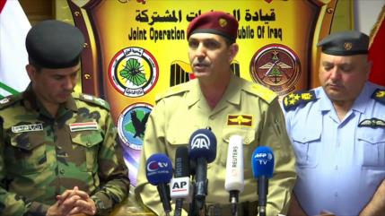 Irak vuelve a pedir el fin de presencia de EEUU en su territorio